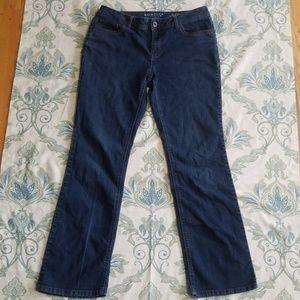 Sonoma Mid Rise Bootcut Women's Blue Jeans Sz 10